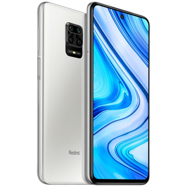 Смартфон Xiaomi Redmi Note 9 Pro 6/128Gb (Global Version) зеленый