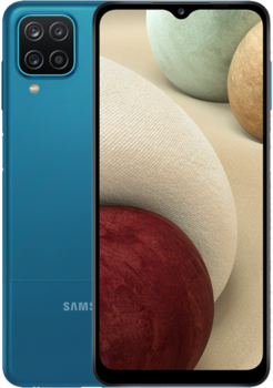 Смартфон Samsung Galaxy A12 4/64Gb (RUS)